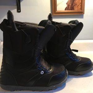 Burton ritual 2017 boots size 7